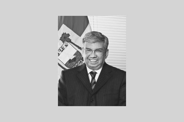 Prefeito Garibaldi Alves Filho - Natal RN